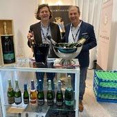 """Le champagne G.Gruet & Fils participe au salon """"Wine Paris"""" du 10 au 12 février 2020. 🍾. #champagne #champagnegruet #demibouteille #bouteille #magnum #jeroboam #paris  #wineparis #wineparis2020 #parcdesexpositions #"""