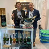 "Le champagne G.Gruet & Fils participe au salon ""Wine Paris"" du 10 au 12 février 2020. 🍾. #champagne #champagnegruet #demibouteille #bouteille #magnum #jeroboam #paris  #wineparis #wineparis2020 #parcdesexpositions #"