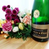 Vous préparez pâques ?  Les cloches vont bientôt passer dans vos jardins pour petits et grands. 👵👴👩🏻🧔🏽👨🏼👱🏼👧🏾👦🏻  Ce sera la récolte des oeufs au chocolat et non du raisin. Attention les gourmands. 😄😂.  N'oubliez pas le champagne pour accompagner votre repas de pâques. Avec modération bien évidemment. 🍾🥚🐣🐔🐇  #champagne #champagnegruet #champagnegruetetfils #brut #blancdeblancs #brutblancdeblancs #paques #pâques #chocolat #oeufs #poussin #poule #fleurs #printemps #champagneardenne #marne #bethon